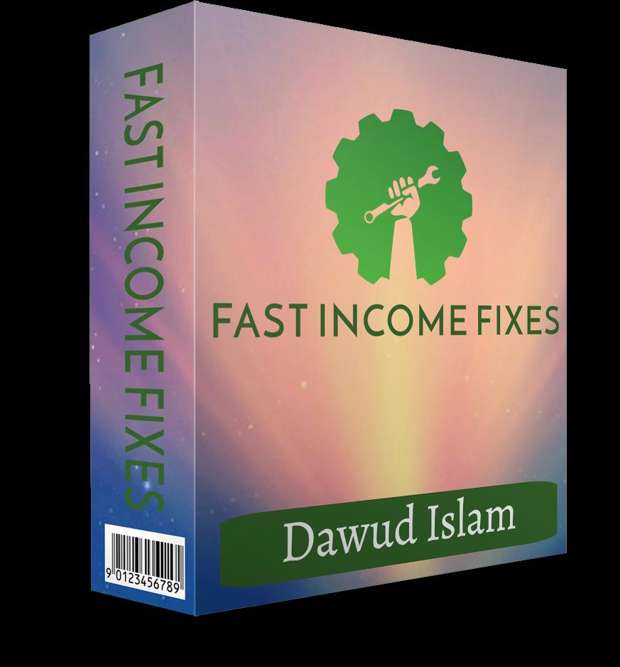 Fast income fixes